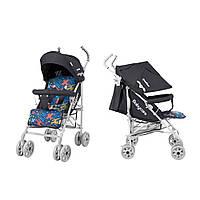 Коляска трость для новорожденных прогулочная BABYCARE Walker Grey