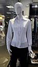 Блуза Modna KAZKA  Агнеса белая 9869-4, фото 3