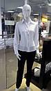 Блуза Modna KAZKA  Агнеса белая 9869-4, фото 5