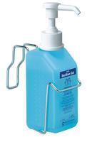 БОДЕ Евродозатор 3 с изогнутым держателем (с креплением к стене) (Bode Chemie) - дозатор жидкого мыла, 500 мл