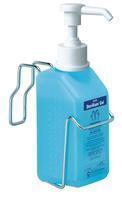 БОДЕ Евродозатор 3 с изогнутым держателем (с креплением к стене) (Bode Chemie) - дозатор жидкого мыла, 1000 мл