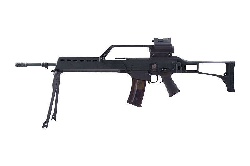 Штурмова гвинтівка Specna Arms G36 SA-G13 With Bipod EBB Black