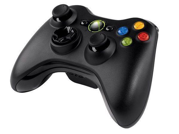 Геймпады | Джойстик игровой | Беспроводной джойстик Microsoft Xbox 360 Wireless Controller (Original)