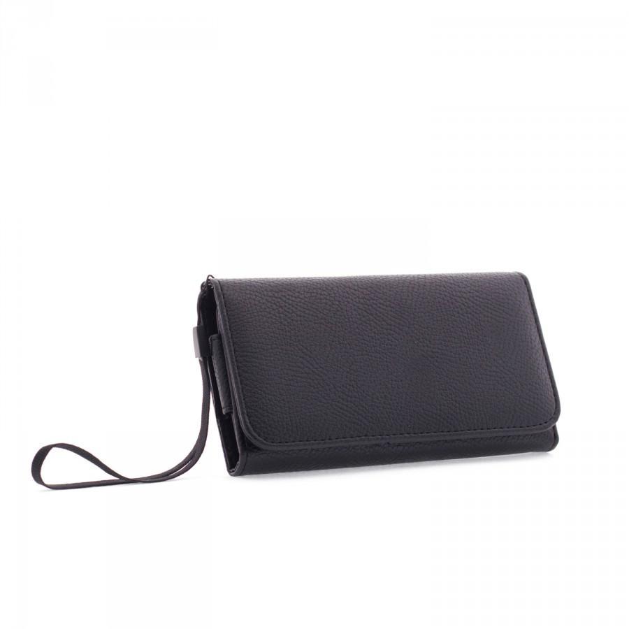 Аксессуары для мобильных телефонов  | Кожаный бумажник для телефона