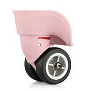 Колесный блок для чемодана ЧКБ7 - 101Б  розовый (D=49 mm), фото 1