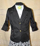 Пиджак, жакет школьный для девочки. , фото 1