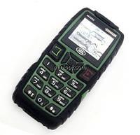 "Телефон Land Rover AK8000. 2.2"", 2SIM, Фонарик, Супербатарея!"
