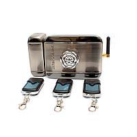 Автономный, радиоуправляемый замок-невидимка Ultra ghost lock 3