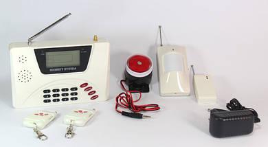 Сигнализация | GSM сигнализации | Охранная сигнализация GSM 360
