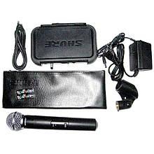 Радиосистема | Беспроводные микрофоны для выступлений | Беспроводная радиосистема Shure PGX Beta 58-J6