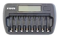 Автоматическое зарядное устройство Tensai TI-800L с 8 независимыми каналами, фото 1
