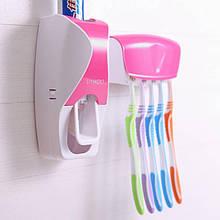 Держатель для для зубных щеток | Дозатор для зубной пасты ZGT SKY