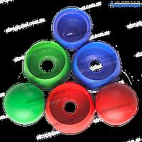 Заглушки на болт М10 - М12 двухкомпонентные цветные