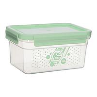 Герметичный контейнер для еды — объём 0.85 л, длина 16.2 см, ширина 11 см, высота 8 см