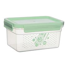 Герметичный контейнер для еды Народный продукт объём 0.85 л мятный