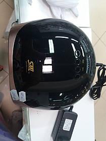 Лампа диодная LED SML 6  68 W черная