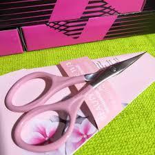 Ножницы универсальные розовые BEAUTY & CARE 11 TYPE 3 (21мм)
