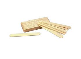 Шпатель деревянный для воска (1шт)