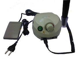 Микромотор  Эскорт-2 PRO NEW с педалькой включение-выключение