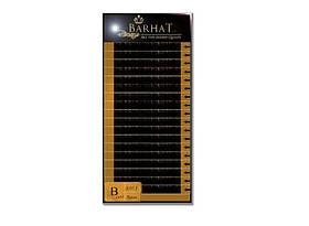 Ресницы B 0.07 длинна 09 Черный Barhat