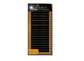 Ресницы B 0.1 длинна 10 Черный Barhat