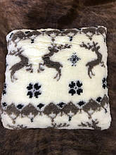Подушка из овчины, размер 50*50 см \ Tvd - 1421