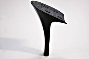 Каблук женский пластиковый 8054 р.1-2  h-7,8-8,1 см., фото 2