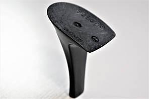 Каблук женский пластиковый 8054 р.1-2  h-7,8-8,1 см., фото 3