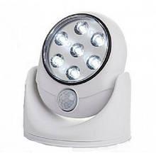 Светодиодные светильники   Светодиодный светильник с датчиком Light Angel