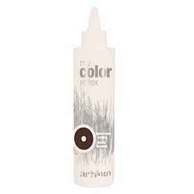 Гель My Color Reflex - темно-коричневий 200мл.