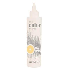 Гель My Color Reflex - сонячне золото 200мл.
