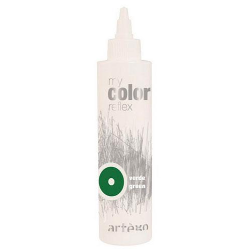 Гель My Color Reflex - зелений 200мл.
