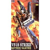 1/72 VF-1S Strike Battroid Valkyrie Macross (Hasegawa) - робот Валькирия Макрос сборная модель