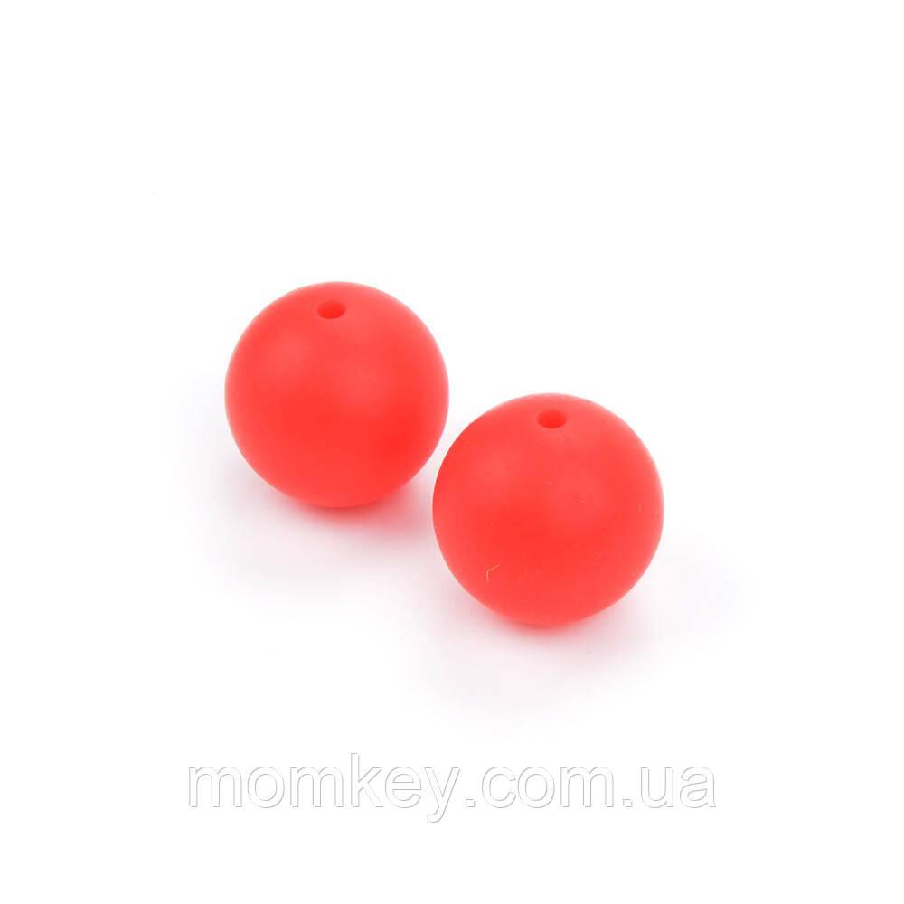 Круглая 15 мм (красный)