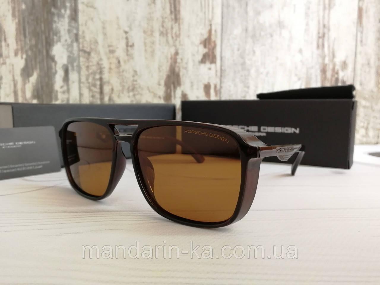 Очки мужские солнцезащитные с поляризацией