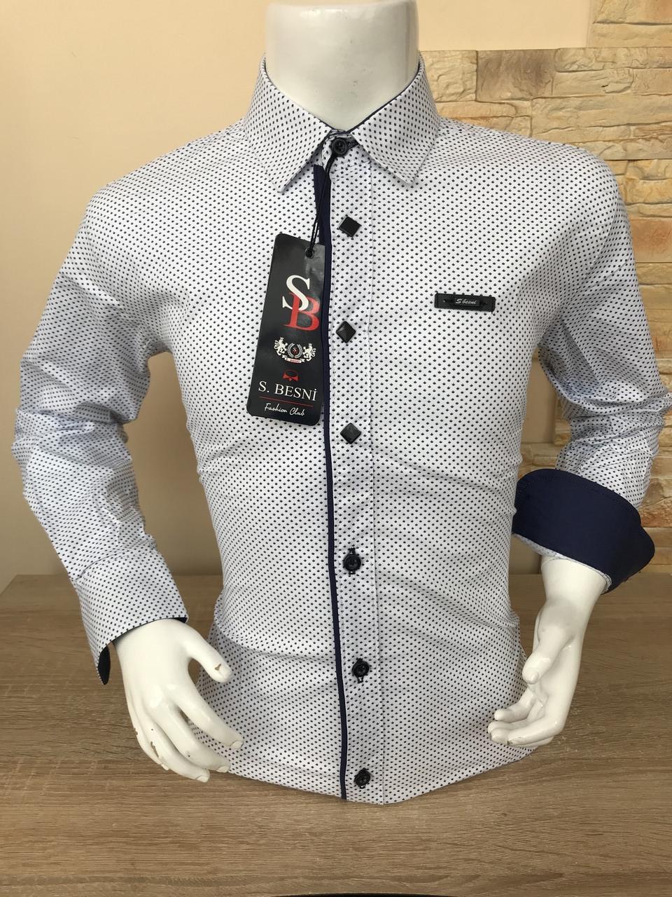 Детская рубашка Sinyor Besni 11-16