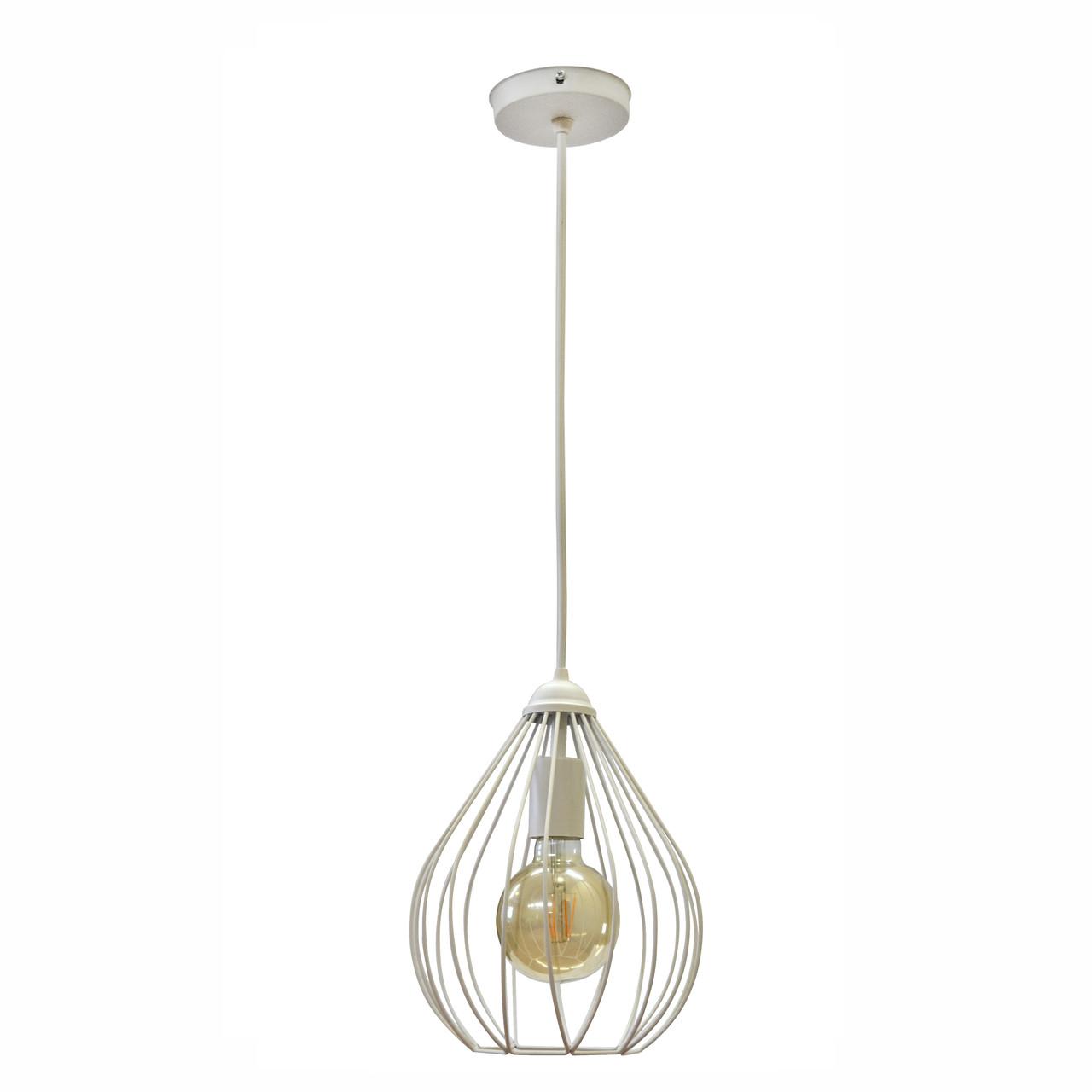 Светильник подвесной в стиле лофт NL 2229 W MSK Electric