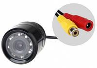 🔥 Автокамера CAR CAM 7225, автомобильная цветная камера заднего вида, задняя камера для авто