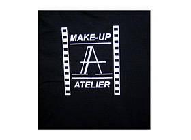 """Пенюар черный """"M.A.P."""" ATELIER"""