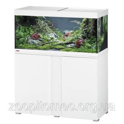 Аквариумный комплект EHEIM (Эхейм) vivaline LED 180 с тумбой, серый/белый/антрацит (100*45*40см)