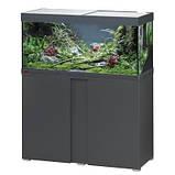 Аквариумный комплект EHEIM (Эхейм) vivaline LED 180 с тумбой, серый/белый/антрацит (100*45*40см), фото 2