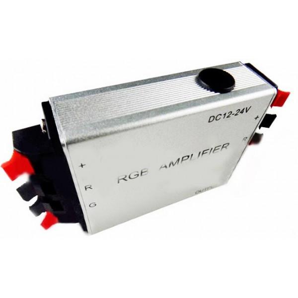 🔥 Усилитель напряжения RGB XM-01, 12 В, ток 6 А