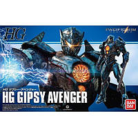 Pacific Rim: Uprising. HG Gipsy Avenger (Bandai) - Тихоокенский рубеж Бродяга сборная модель
