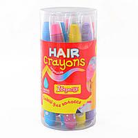 Краска-мел (карандаши) для волос