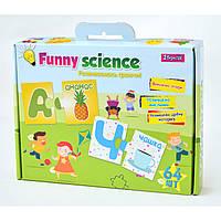 """Набор для творчества """"Funny science"""" """"Украинский алфавит 2"""""""