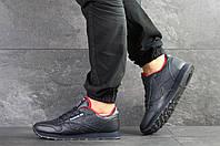 Мужские кроссовки Reebok Classic, артикул: 8112 темно синие