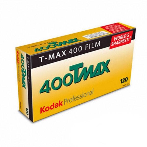 Фотопленка KODAK Professional T-MAX 400 TMY 120