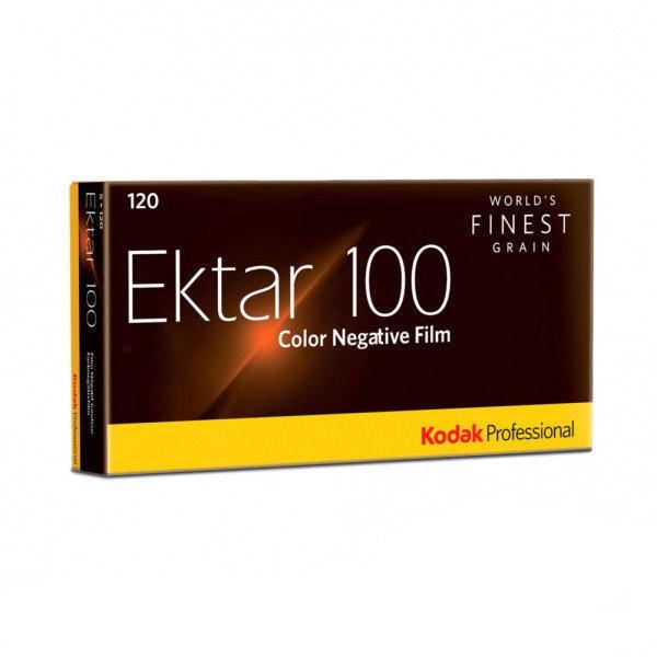 Фотопленка KODAK Ektar 100 - 120
