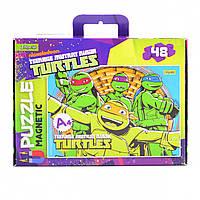"Пазл магнитный А4 ""Ninja Turtles"""