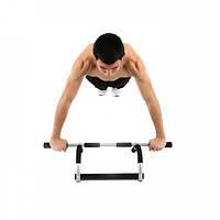 🔥 Дверной турник Iron Gym, фото 1